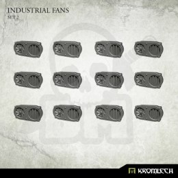 Industrial Fans Set 2