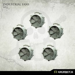 Industrial Fans Set 1