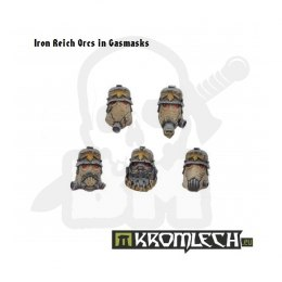 Iron Reich Orcs in Gasmasks