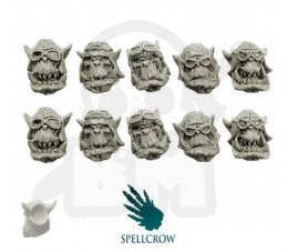 Orks Storm Flying Squadron Heads (ver. 1)