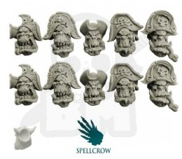 Freebooters Orcs Heads