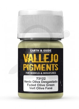 Vallejo 73122 Pigment 35 ml Fades Olive Green