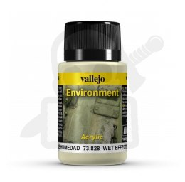 Vallejo 73828 Environment Effects 40 ml Wet Effects