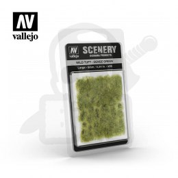 Vallejo SC413 Wild Tuft - Dense Green 6mm