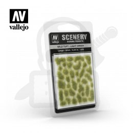 Vallejo SC417 Wild Tuft - Light Green 6mm