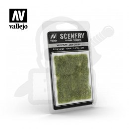 Vallejo SC424 Wild Tuft - Dry Green 12mm