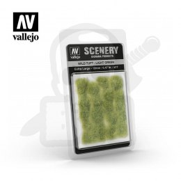 Vallejo SC426 Wild Tuft - Light Green 12mm