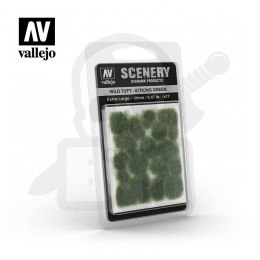 Vallejo SC427 Wild Tuft - Strong Green 12mm