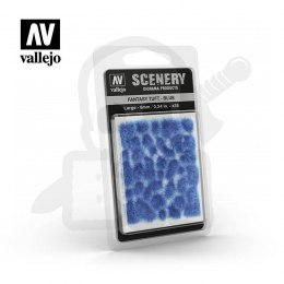 Vallejo SC434 Fantasy Tuft - Blue 6mm