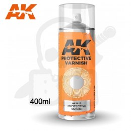 AK Interactive 1015 Protective Varnish Spray 400ml