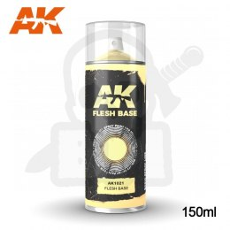 AK Interactive 1021 Flesh Base Spray 150ml