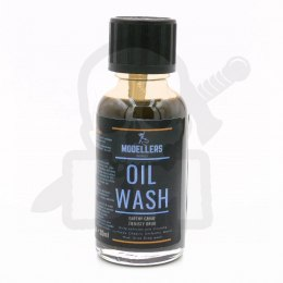 Modellers World - Oil Wash - Earthy grime 30ml