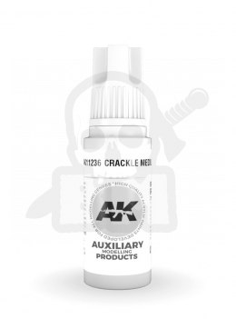 AK Interactive AK11236 Crackle Medium 17ml