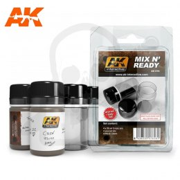 AK616 Mix N' Ready
