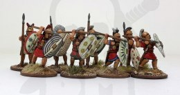 Cathaginian CONTINGENT Warriors on Foot