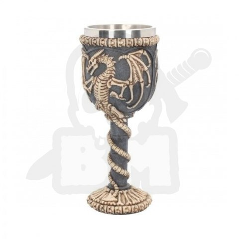 Dragon Remains Goblet 19cm