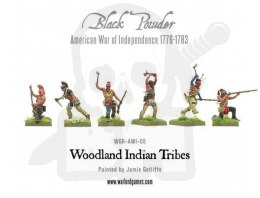 Woodland Indian Tribes 8 szt.