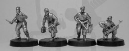 1940-45 British commando raiders I