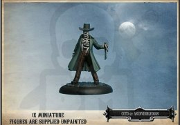 An Invisible Man Steam Punk Sci Fi Steampunk