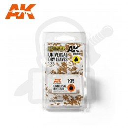 AK Interactive AK8109 Universal Dry Leaves 1:35