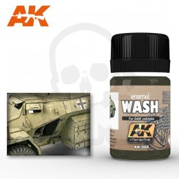 AK Interactive AK066 Africa Korps Wash 35ml