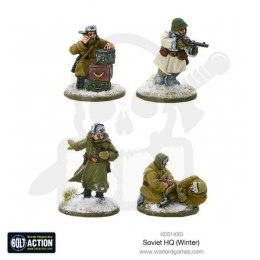 Bolt Action Soviet HQ (Winter)