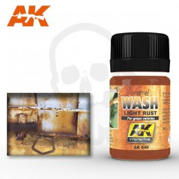 AK Interactive AK046 Light Rust Wash 35ml