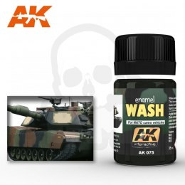 AK Interactive AK075 Wash for Nato Camo Vehicles 35ml