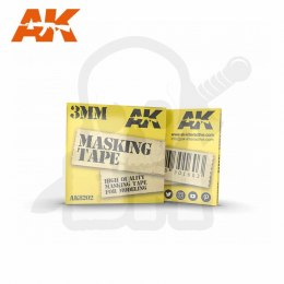 AK Interactive AK8202 Masking Tape 3 mm