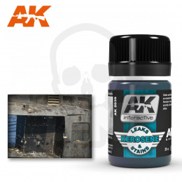 AK Interactive AK2039 Kerosene Leaks and Stains 35ml