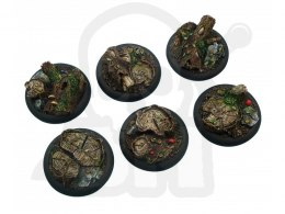 Forest Bases, Wround 40mm - 2 pcs